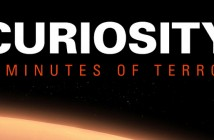 Mars Curiosity Rover Landing Sequence