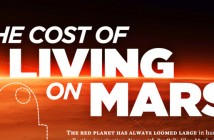 Real Cost for a NASA Manned Mission to Mars