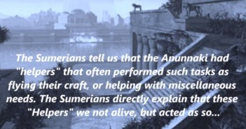 What Happened with Sumerians and Aliens